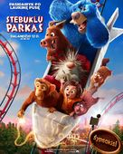Wonder Park - Lithuanian Movie Poster (xs thumbnail)