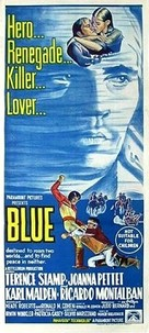 Blue - Australian Movie Poster (xs thumbnail)