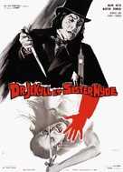 Dr. Jekyll and Sister Hyde - French Movie Poster (xs thumbnail)