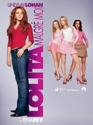 Mean Girls - French Movie Poster (xs thumbnail)