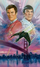 Star Trek: The Voyage Home - Key art (xs thumbnail)