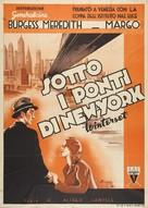 Winterset - Italian Movie Poster (xs thumbnail)
