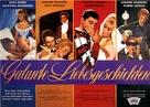 Amours célèbres - German Movie Poster (xs thumbnail)