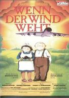 When the Wind Blows - German VHS cover (xs thumbnail)