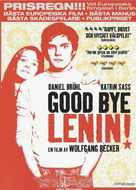 Good Bye Lenin! - Swedish Movie Poster (xs thumbnail)