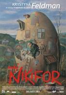 Mój Nikifor - Polish poster (xs thumbnail)