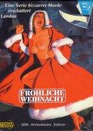 Don't Open 'Til Christmas - German DVD cover (xs thumbnail)