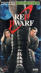 """Red Dwarf"" - British VHS movie cover (xs thumbnail)"