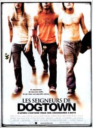 Lords of Dogtown - French Movie Poster (xs thumbnail)