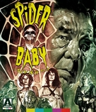 Spider Baby or, The Maddest Story Ever Told - Blu-Ray cover (xs thumbnail)