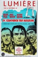The Guns of Navarone - Dutch Movie Poster (xs thumbnail)