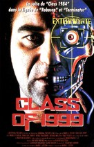 Class of 1999 - French VHS movie cover (xs thumbnail)