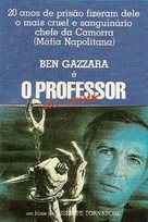 Camorrista, Il - Brazilian VHS cover (xs thumbnail)