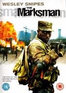 The Marksman - British DVD cover (xs thumbnail)