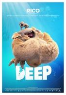Deep - Spanish Movie Poster (xs thumbnail)