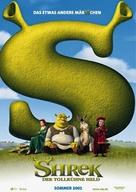 Shrek - German Movie Poster (xs thumbnail)
