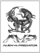 AVP: Alien Vs. Predator - Chinese Movie Poster (xs thumbnail)