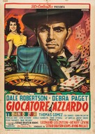 The Gambler from Natchez - Italian Movie Poster (xs thumbnail)