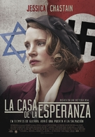 The Zookeeper's Wife - Spanish Movie Poster (xs thumbnail)