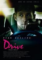 Drive - Portuguese Movie Poster (xs thumbnail)