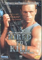 Hired to Kill - Movie Cover (xs thumbnail)