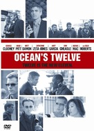 Ocean's Twelve - DVD cover (xs thumbnail)