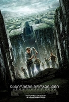 The Maze Runner - Georgian Movie Poster (xs thumbnail)