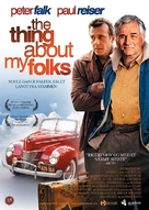 The Thing About My Folks - Danish DVD cover (xs thumbnail)