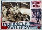 Drums Along the Mohawk - Italian poster (xs thumbnail)
