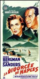 Viaggio in Italia - Belgian Movie Poster (xs thumbnail)