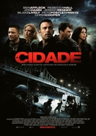 The Town - Portuguese Movie Poster (xs thumbnail)