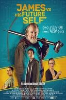 James vs. His Future Self - Canadian Movie Poster (xs thumbnail)