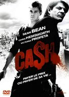 Ca$h - French DVD movie cover (xs thumbnail)