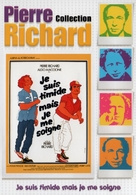 Je suis timide... mais je me soigne - French Movie Cover (xs thumbnail)