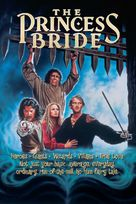 The Princess Bride - New Zealand Movie Cover (xs thumbnail)