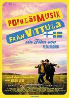 Populärmusik från Vittula - German Movie Poster (xs thumbnail)