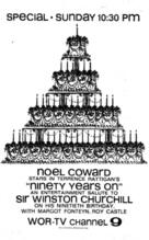 Ninety Years On - poster (xs thumbnail)