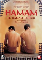Hamam - Dutch DVD cover (xs thumbnail)