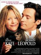 Kate & Leopold - French Movie Poster (xs thumbnail)