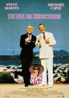 Dirty Rotten Scoundrels - Spanish Movie Poster (xs thumbnail)