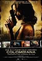 Colombiana - Malaysian Movie Poster (xs thumbnail)