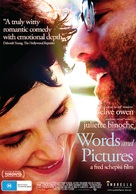 Words and Pictures - Australian Movie Poster (xs thumbnail)