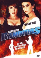 Bandidas - Spanish DVD cover (xs thumbnail)