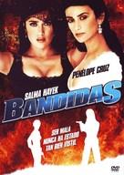 Bandidas - Spanish DVD movie cover (xs thumbnail)