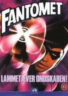 The Phantom - Danish DVD movie cover (xs thumbnail)