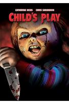 Child's Play - DVD movie cover (xs thumbnail)