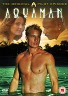 Aquaman - British DVD movie cover (xs thumbnail)