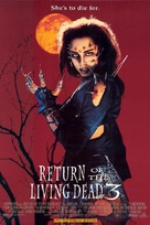 Return of the Living Dead III - Movie Poster (xs thumbnail)