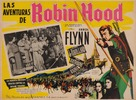 The Adventures of Robin Hood - Mexican Movie Poster (xs thumbnail)
