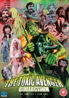 The Toxic Avenger - British Movie Cover (xs thumbnail)